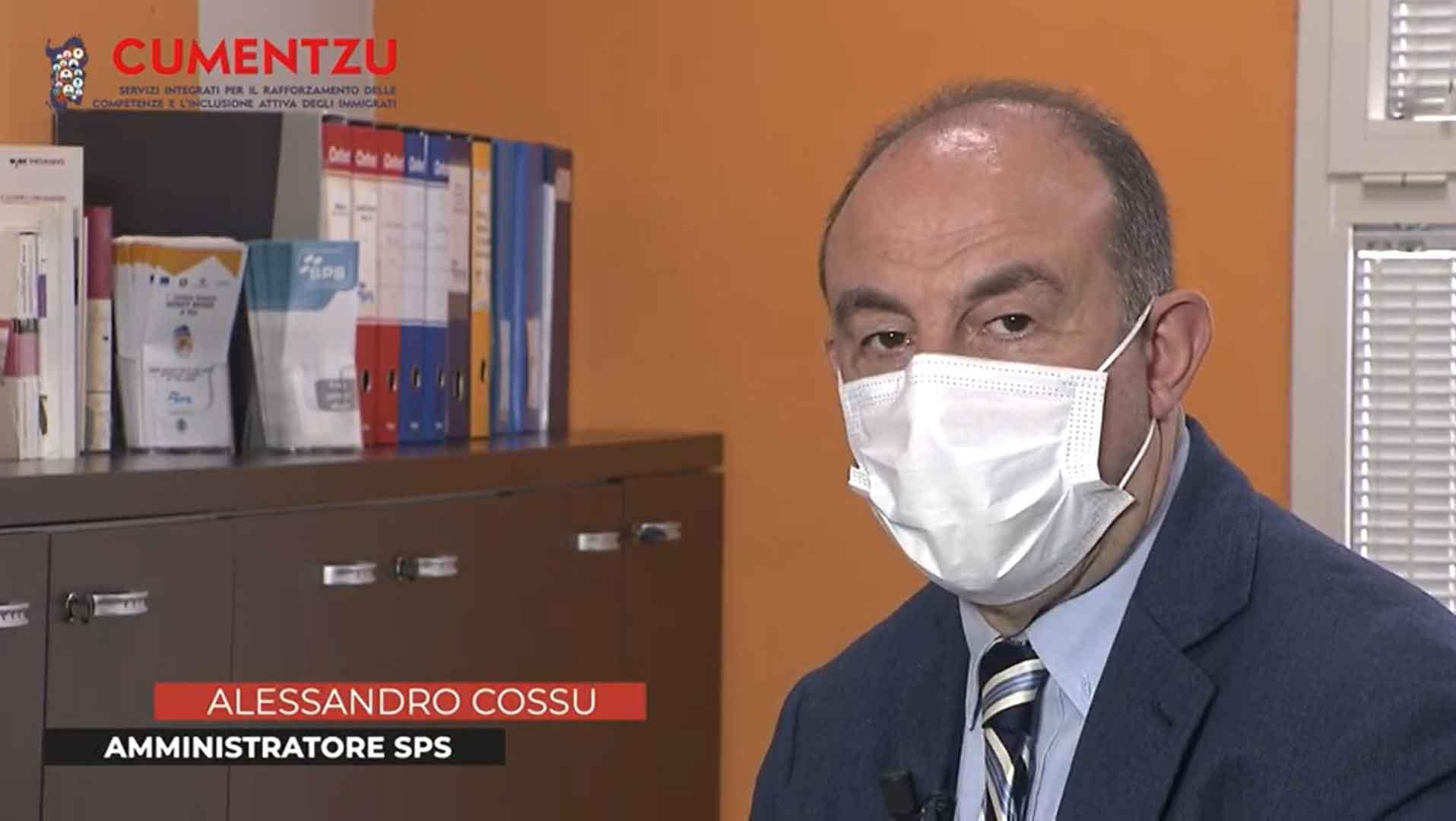 INTERVISTA ALESSANDRO COSSU