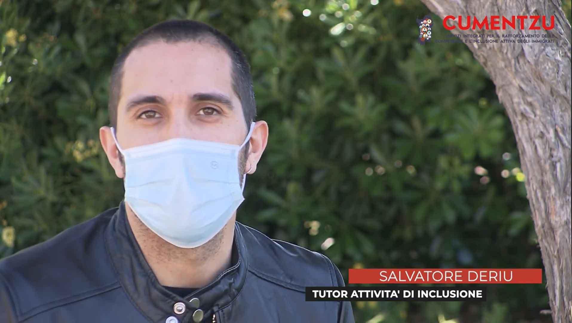 INTERVISTA SALVATORE DERIU