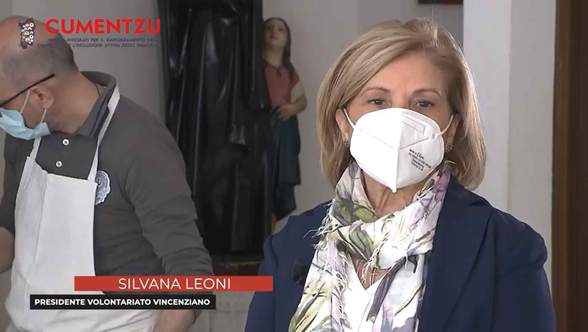 INTERVISTA SILVANA LEONI